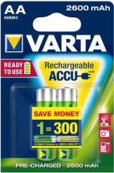 VARTA Ready2Use AA 2600mAh (2) (5716101402)