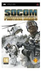 Sony SOCOM U.S. Navy SEALs Fireteam Bravo 3 (PSP)