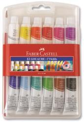 Faber-Castell Tempera 12 Culori 12 Ml Faber-castell