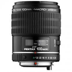 Pentax SMC PENTAX D FA 100mm f/2.8 Macro (21520)