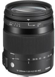 SIGMA 18-200mm f/3.5-6.3 DC (Sony/Minolta)
