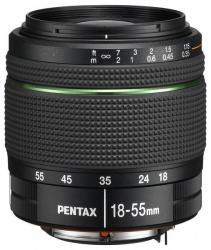 Pentax SMC PENTAX DA 18-55mm f/3.5-5.6 AL WR (21880)