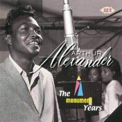 Alexander, Arthur Monument Years