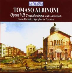 Albinoni, T Opera Vii Concerti 7/12