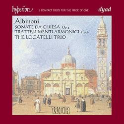 Albinoni, T 6 Sonate Da Chiesa Op. 4