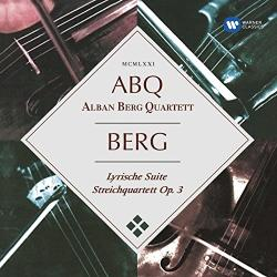 BERG, A Lyric Suite/string Quarte