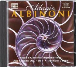Albinoni, T Adagio Concerto