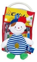 K's Kids Wayne fiús csörgő