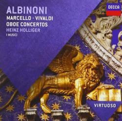 Albinoni, T Oboe Concertos - facethemusic - 1 990 Ft