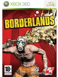 2K Games Borderlands (Xbox 360)