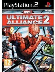 Activision Marvel Ultimate Alliance 2 (PS2)