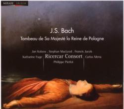 Bach, J. S Tombeau De Sa Majeste La