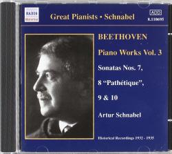 Sonatas No. 7-9 (beethoven, L. Van)