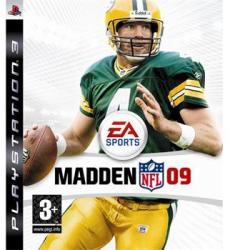 Electronic Arts Madden NFL 09 (PS3)