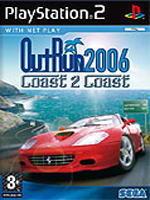 SEGA Outrun 2006 Coast 2 Coast (PS2)