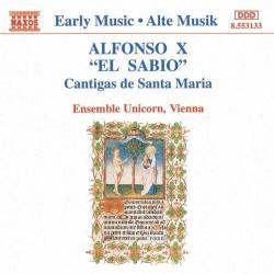 Alfonso X -el Sabio- Cantigas De Santa Maria