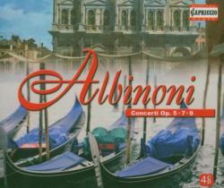 Albinoni, T Concerti Op. 5-7-9