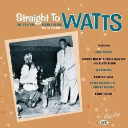 V/A Straight To Watts