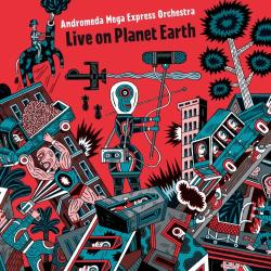 Andromeda Mega Express Or Live On Planet Earth - facethemusic - 6 790 Ft