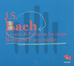 Bach, J. S Toccatas & Fantasies