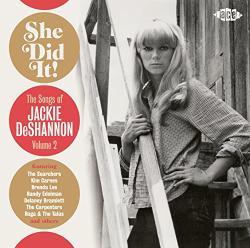 De Shannon, Jackie She Did It!