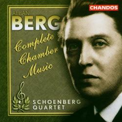 BERG, A Complete Chamber Music