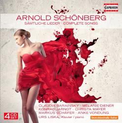 Melodies (schonberg, A. )