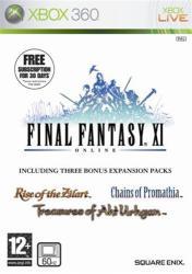 Square Enix Final Fantasy XI Online (Xbox 360)