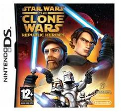 LucasArts Star Wars The Clone Wars Republic Heroes (Nintendo DS)