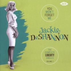 De Shannon, Jackie You Won't Forget Me - facethemusic - 6 590 Ft