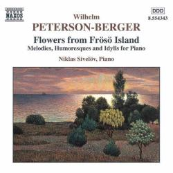 Flowers From Froso Island (peterson-berger)