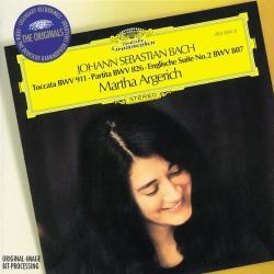 Bach, J. S Toccata Bwv911/partita