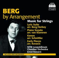 BERG, A Berg By Arrangement