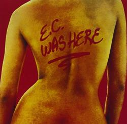 Clapton, Eric E. C. Was Here