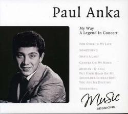 Anka, Paul MY WAY