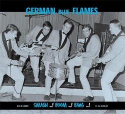 GERMAN BLUE FLAMES (German Blue Flames)