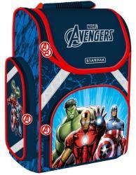 Starpak Avengers - Bosszúállók ergonómikus iskolatáska (STK-356815)