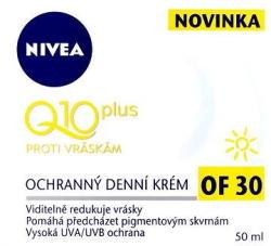 Vásárlás: Nivea VISAGE Q10 Plus nappali ránctalanító krém..