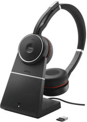 Jabra Evolve 75 With Charging Stand UC Stereo (7599-838-199)