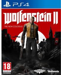 Bethesda Wolfenstein II The New Colossus (PS4)
