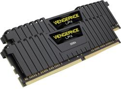 Corsair Vengeance LPX Black 32GB DDR4 3200MHz CMK32GX4M2D3200C16