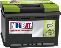 Monbat Premium 50Ah 420A