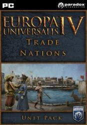 Paradox Interactive Europa Universalis IV Trade Nations Unit Pack DLC (PC)