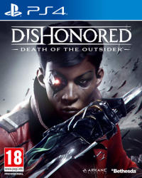 Bethesda Dishonored Death of the Outsider (PS4)