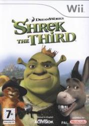 Activision Shrek the Third (Wii)