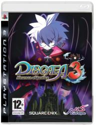 Square Enix Disgaea 3 Absence of Justice (PS3)