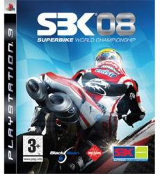 Black Bean SBK 08 Superbike World Championship (PS3)