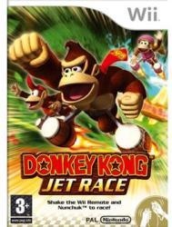 Nintendo Donkey Kong Jet Race (Wii)