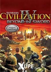 2K Games Sid Meier's Civilization IV Beyond the Sword (PC)