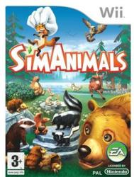 Electronic Arts SimAnimals (Wii)